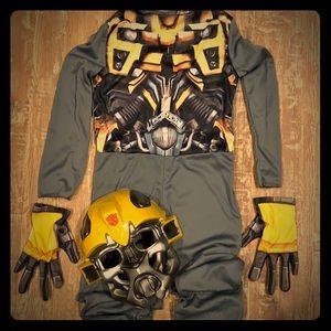 Transformers Bumblebee Halloween custom worn once!